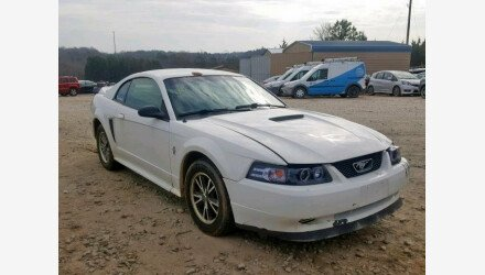 2000 Ford Mustang Coupe for sale 101140647