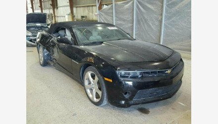 2014 Chevrolet Camaro LT Convertible for sale 101140729