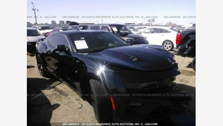 2018 Chevrolet Camaro SS Coupe for sale 101140761