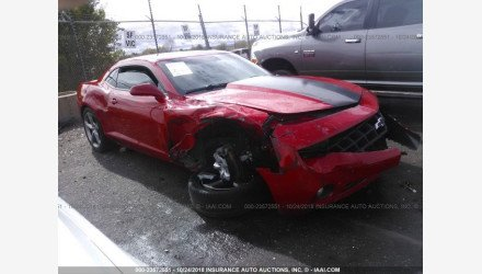 2013 Chevrolet Camaro LT Coupe for sale 101140833