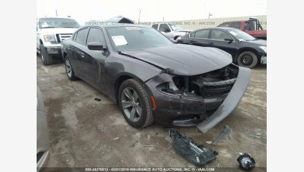 2016 Dodge Charger SXT for sale 101140873