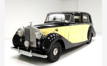 1949 Rolls-Royce Silver Wraith for sale 101140890