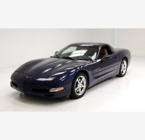 2001 Chevrolet Corvette Coupe for sale 101140891