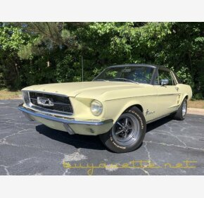 1967 Ford Mustang for sale 101140903