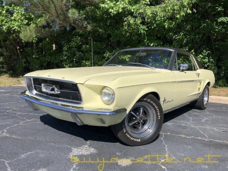 Old Muscle Cars For Sale >> Ford Muscle Cars And Pony Cars For Sale Classics On Autotrader