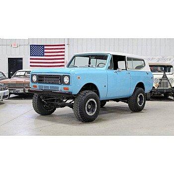 1977 International Harvester Scout for sale 101140912