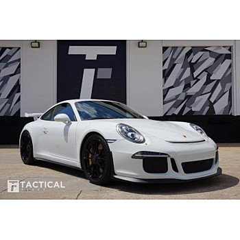 2014 Porsche 911 GT3 Coupe for sale 101140914