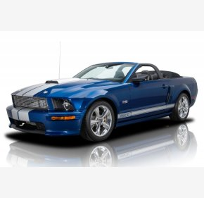 2008 Ford Mustang GT Convertible for sale 101140927
