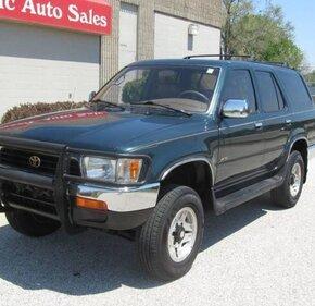 1995 Toyota 4Runner 4WD SR5 for sale 101140933