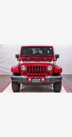 2012 Jeep Wrangler 4WD Unlimited Sahara for sale 101140936