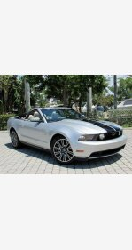 2010 Ford Mustang GT Convertible for sale 101140939