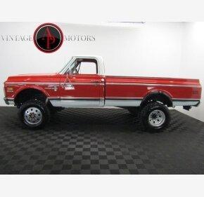 1971 Chevrolet C/K Truck for sale 101140988