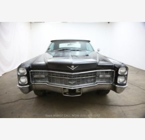 1966 Cadillac De Ville for sale 101140997