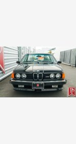 1987 BMW M6 Coupe for sale 101141005