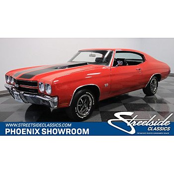 1970 Chevrolet Chevelle SS for sale 101141019