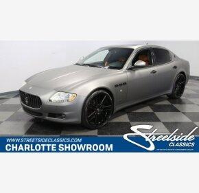 2009 Maserati Quattroporte for sale 101141038