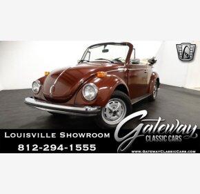 1978 Volkswagen Beetle Convertible for sale 101141040