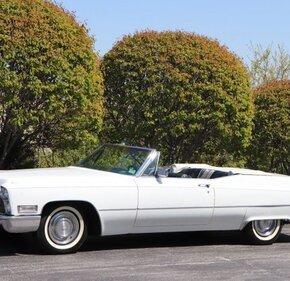 1968 Cadillac De Ville for sale 101141053