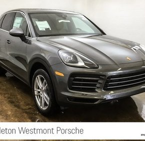2019 Porsche Cayenne for sale 101141078