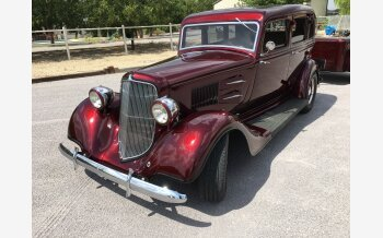 1934 Plymouth Model PE for sale 101141094
