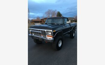 1978 Ford F150 4x4 Regular Cab for sale 101141122