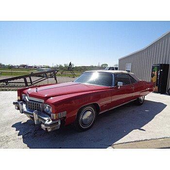 1973 Cadillac Eldorado for sale 101141129
