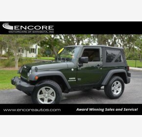 2010 Jeep Wrangler 4WD Sport for sale 101141160