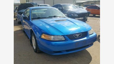 2000 Ford Mustang Coupe for sale 101141246