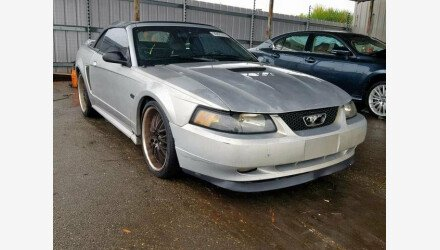 2000 Ford Mustang GT Convertible for sale 101141250
