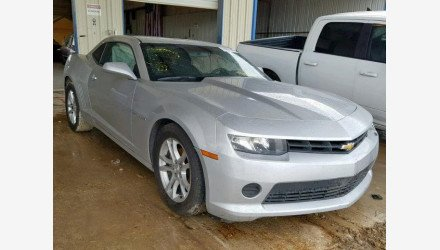 2014 Chevrolet Camaro LS Coupe for sale 101141285