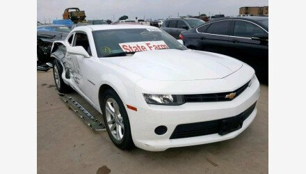 2015 Chevrolet Camaro LS Coupe for sale 101141289