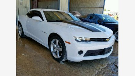 2014 Chevrolet Camaro LT Coupe for sale 101141324