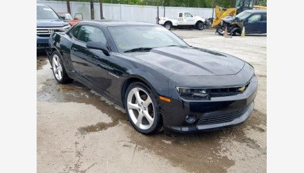 2015 Chevrolet Camaro LT Coupe for sale 101141325