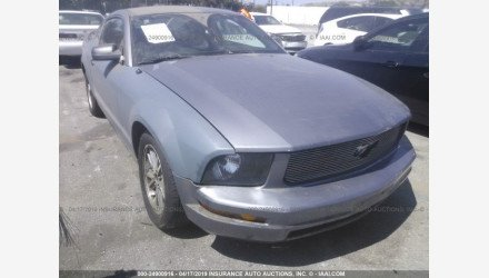 2006 Ford Mustang Coupe for sale 101141420