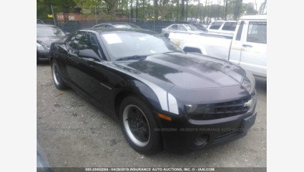 2013 Chevrolet Camaro LS Coupe for sale 101141483