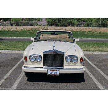1985 Rolls-Royce Corniche for sale 101141541