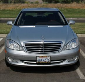 2007 Mercedes-Benz S550 for sale 101141542