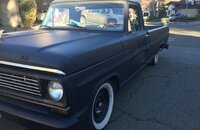 1970 Ford F100 2WD Regular Cab for sale 101141556