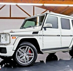 2016 Mercedes-Benz G63 AMG 4MATIC for sale 101141592