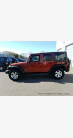 2014 Jeep Wrangler 4WD Unlimited Sport for sale 101141616