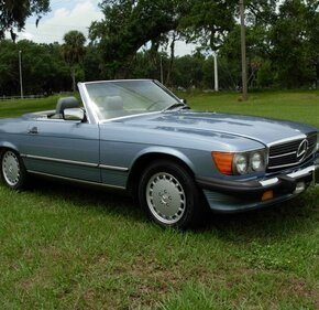 1988 Mercedes-Benz 560SL for sale 101141634