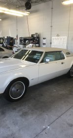 1972 Lincoln Mark IV for sale 101141656