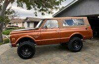 1970 Chevrolet Blazer 4WD 2-Door for sale 101141678