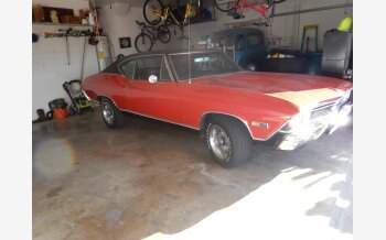 1968 Chevrolet Chevelle SS for sale 101141700