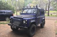 1991 Land Rover Defender 90 for sale 101141710