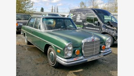 1972 Mercedes-Benz 280SEL for sale 101141769