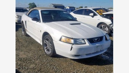 2002 Ford Mustang Convertible for sale 101141792