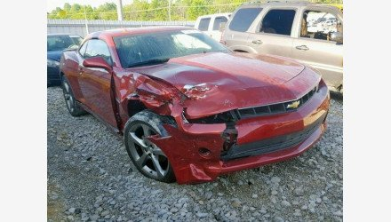 2014 Chevrolet Camaro LT Coupe for sale 101141849