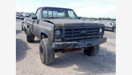 1978 Chevrolet C/K Truck for sale 101141875