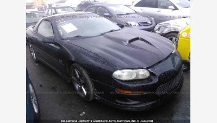 2001 Chevrolet Camaro Z28 Coupe for sale 101141892